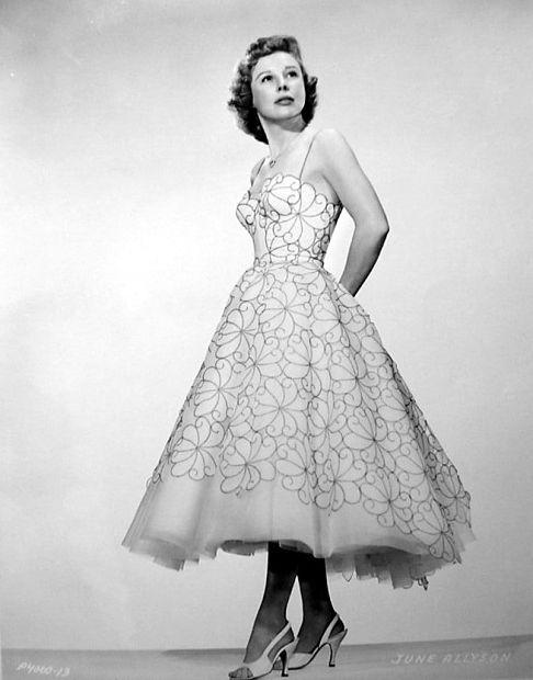 June Allyson, 1950s