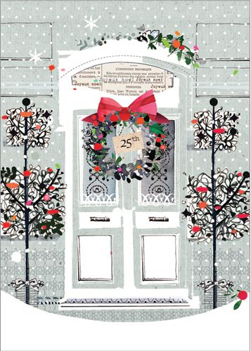 Open the 'Christmas Door' and let the magic begin!