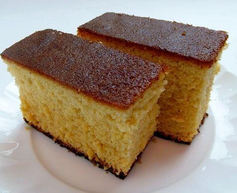 Receta de bizcocho casero sin azúcar para diabéticos - Dulces diabéticos | Dulces diabéticos