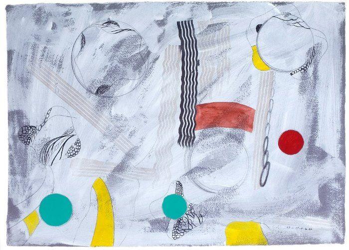 29.3.89 - 3.4.89 - Julian Dashper - Chartwell Collection of contemporary art