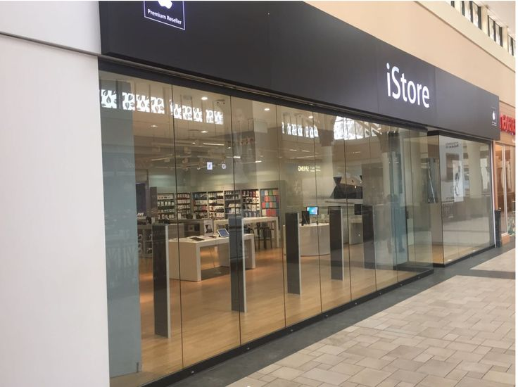 Stackaway 150GL was used at all the nationwide Apple iStores