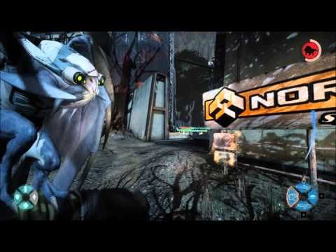 Evolve Crow Trapper Gameplay Hunting Wraith