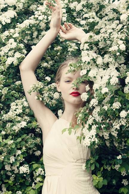 Beautiful floral fashion shoot. #FlowerShop