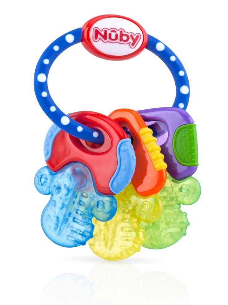 Nuby Ice Bite Keys Teether