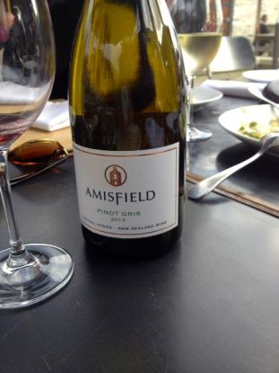 Amisfield Winery Pinot Gris