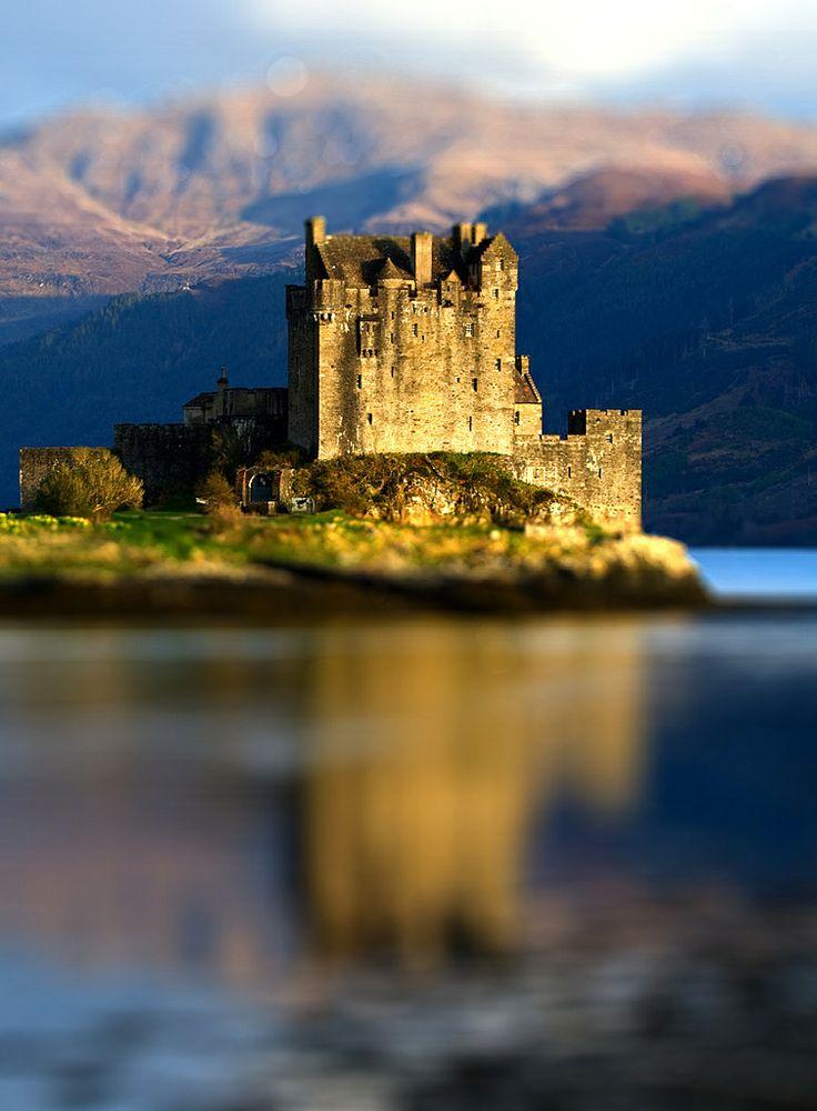 1366x768 eilean donan castle - photo #44