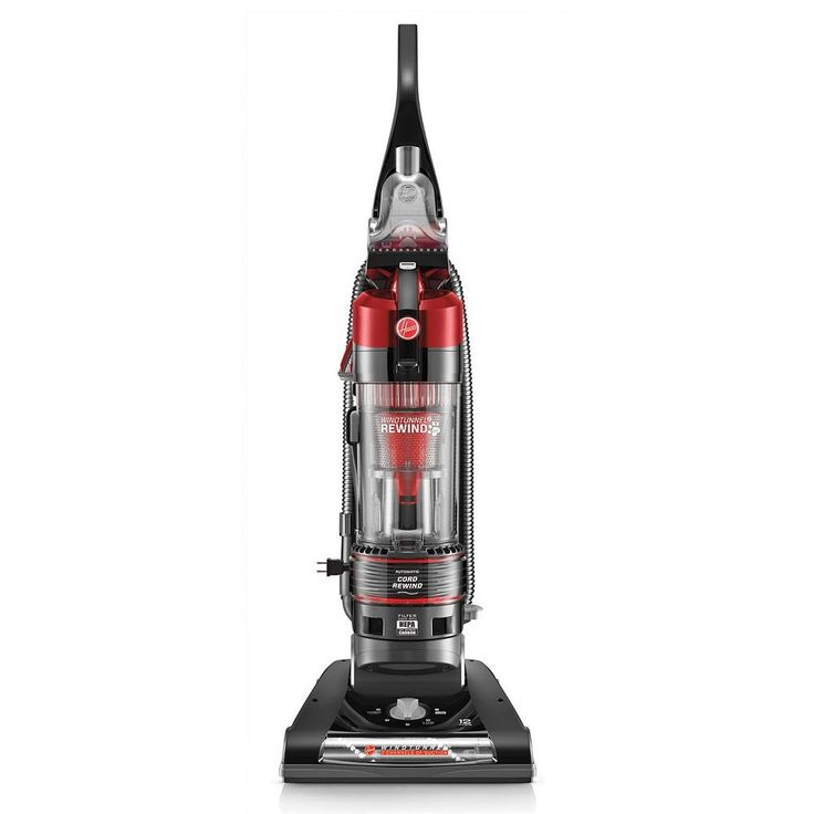 Hoover WindTunnel 2 Pet Rewind Bagless Vacuum, Multicolor - UH70830