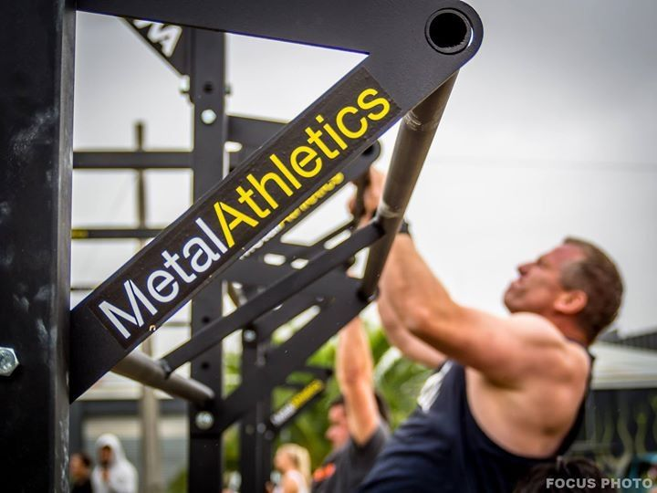 CrossFit HPU Playoffs Rig