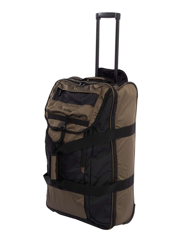 Buy your Antler Tundra Khaki Large Trolley Bag online now at House of Fraser. Why not Buy and Collect in-store?