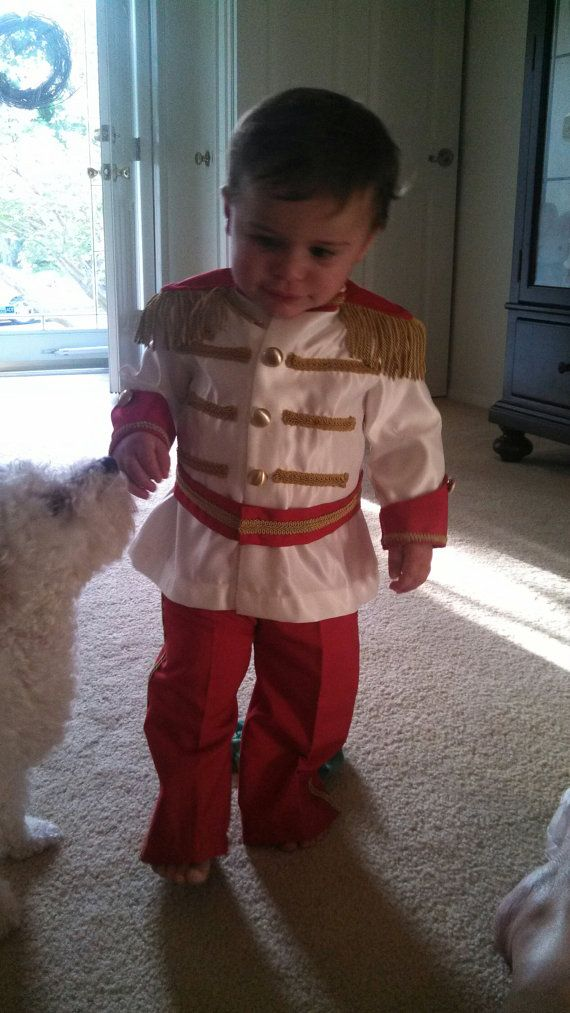 Baby Beckett Prince Charming Costume by royalty4kids on Etsy, $65.00