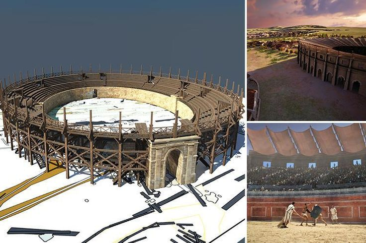 Gladiator arena had restaurants, bars and even a gift shop for bloodthirsty Romans to buy souvenirs https://www.thesun.co.uk/tech/3262978/gladiator-arena-had-restaurants-bars-and-even-a-gift-shop-for-bloodthirsty-romans-to-buy-souvenirs-scientists-discover/