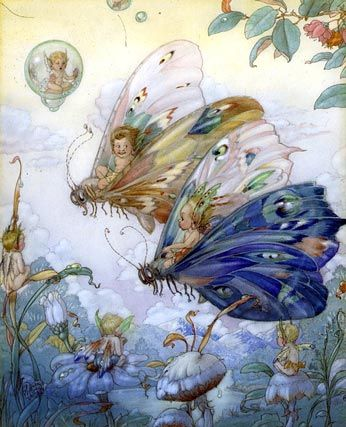 Fairy Aviators by Harold Gaze.
