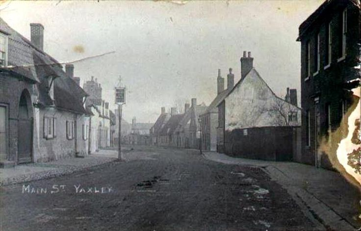 The Hatchet and Bill on Main Street, Yaxley | Historic, Public, Urban villages | Yaxley
