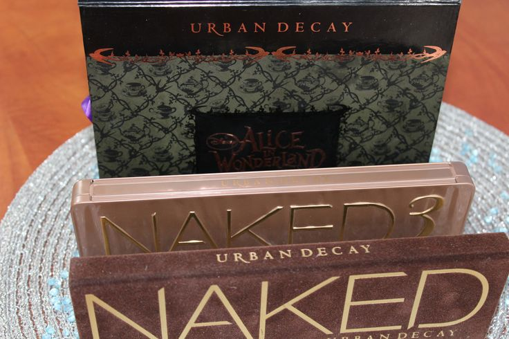 Welcome To Romania Urban Decay! and my current favourite UD palettes