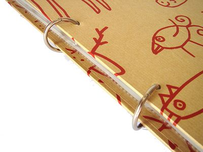 A4 paper folder - armoliacrafts