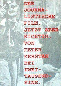 Möglichkeiten der Montage (p. 137ff) in: Peter Kerstan: Der Journalistische Film. Jetzt aber richtig. Zweitausendeins (vergriffen).