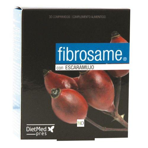 Fibrosame® con escaramujo 30 comprimidos – Herbolario Oriente