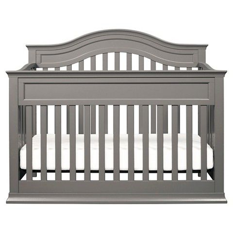 Target baby nursery furniture cribs DaVinci Brook 4-in-1 Convertible Crib