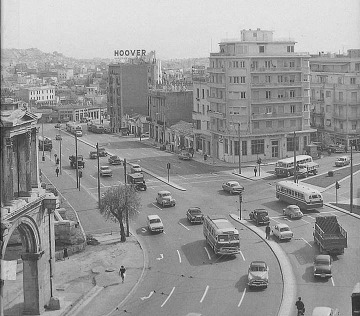 1963 ~ Amalias ave., Athens