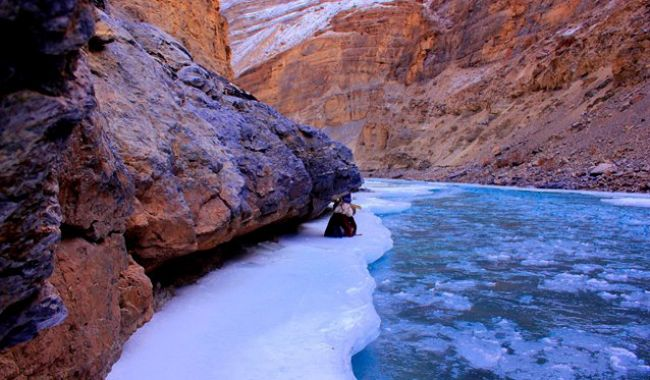 HIMALAYAN EXPEDITION TO CHADAR TREK >>#Chadartrek #camping   #trekking