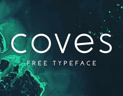 A new FREE typeface called Coves, inspired by my place of study, Falmouth. Hope you enjoy it! Took ages ahah! :D Personal use only with free version, affordable commercial licences available through me at jackharvatt@gmail.com :) Cheers!