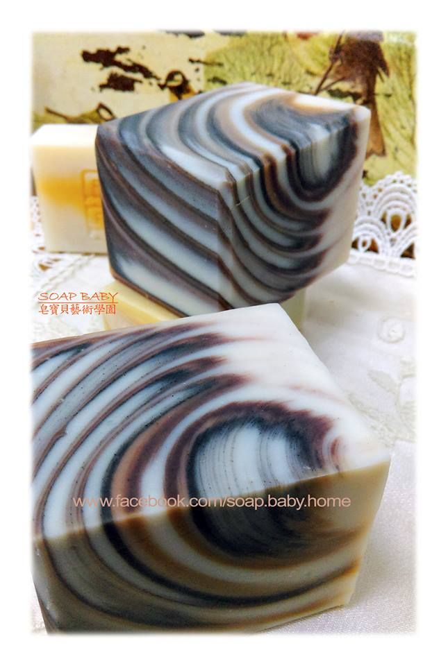 whirlwind soap technique, by soap.baby