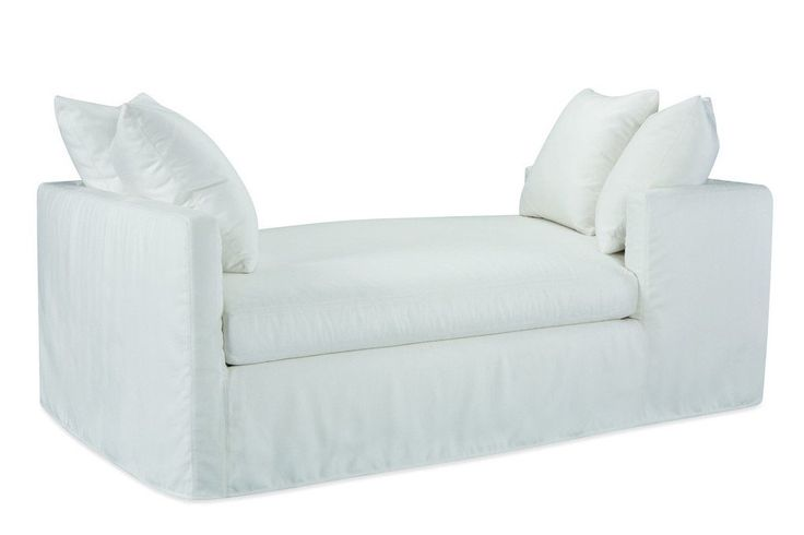DOUBLE OUTDOOR CHAISE LOUNGE, , OUTDOOR SEATING, MAK Home, MAK Home  - 1