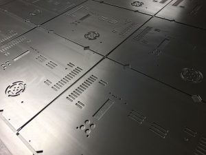 CNC punching with @trumpf_ltd such a versatile machine for sheet metal work http://www.vandf.co.uk/blog/design-ideas-for-cnc-punching-sheet-metal-work-with-trumpf-punch-presses/