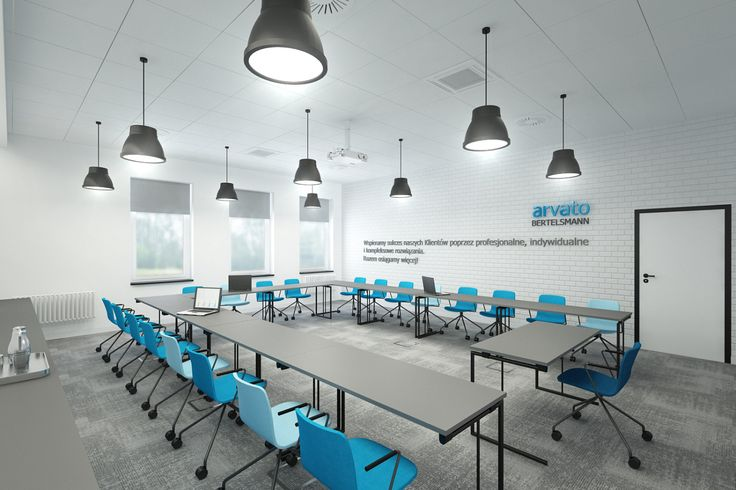 Office design by ELD Poland