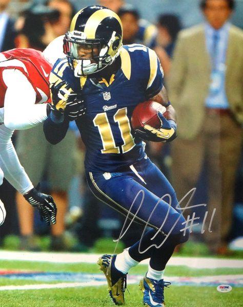 Tavon Austin Autographed 16x20 Photo St. Louis Rams PSA/DNA Stock