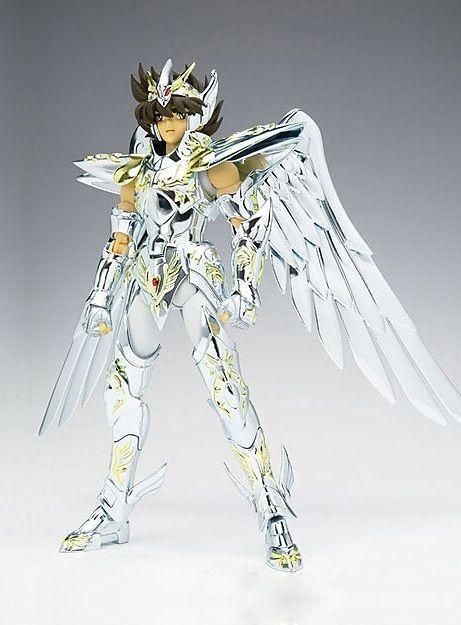 Seiya God armour