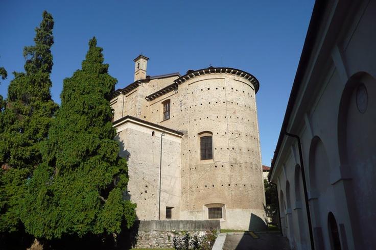 Basilica S. Giuliano, Gozzano