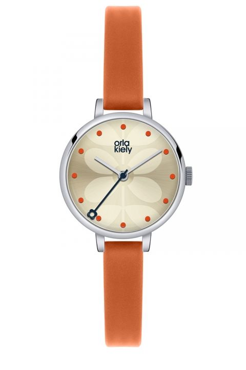 Orla Kiely Watch, £85