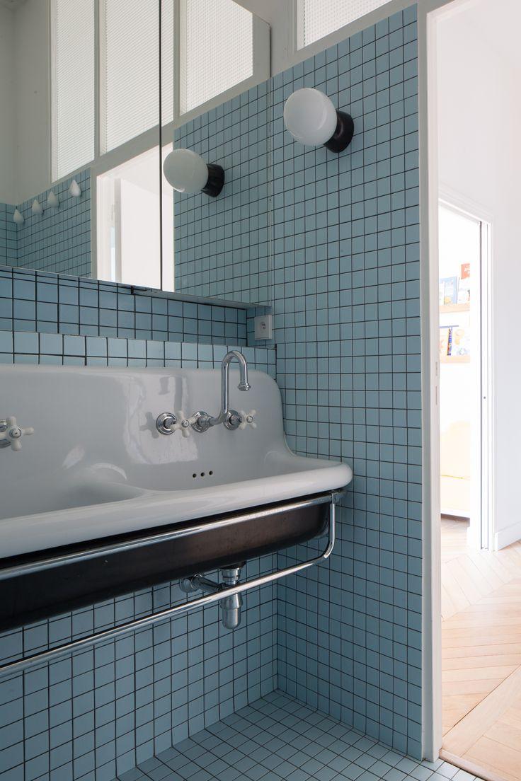 Molitor Salle de bain, Salle de bain design et Salle de