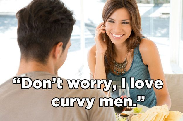 Woman seeking man who likes curvy women