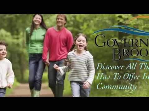Governors Brook Mica Crescent homes for sale