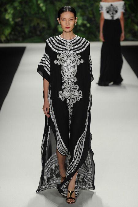Naeem Khan Spring/Summer 2014 - New York Fashion Week