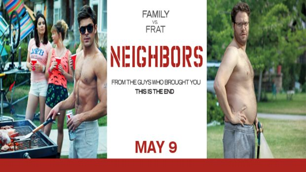Neighbors (2014) Full Movie   Acara Tipi
