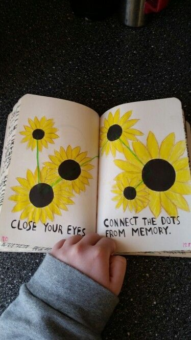 My wreck this journal -Connect the dots   My wreck this journal ...