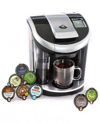 Keurig V700 Single Serve Brewer, Vue