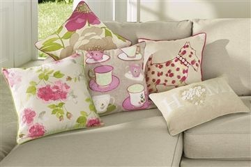 Cushions from Next