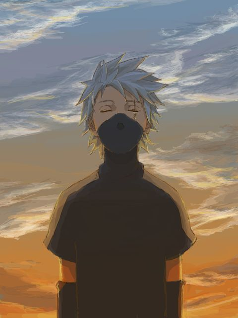 Kakashi, so sweet