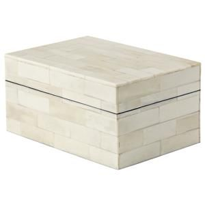 Deco Box/BASKETS & STORAGE/HOME ACCENTS|Bouclair.com