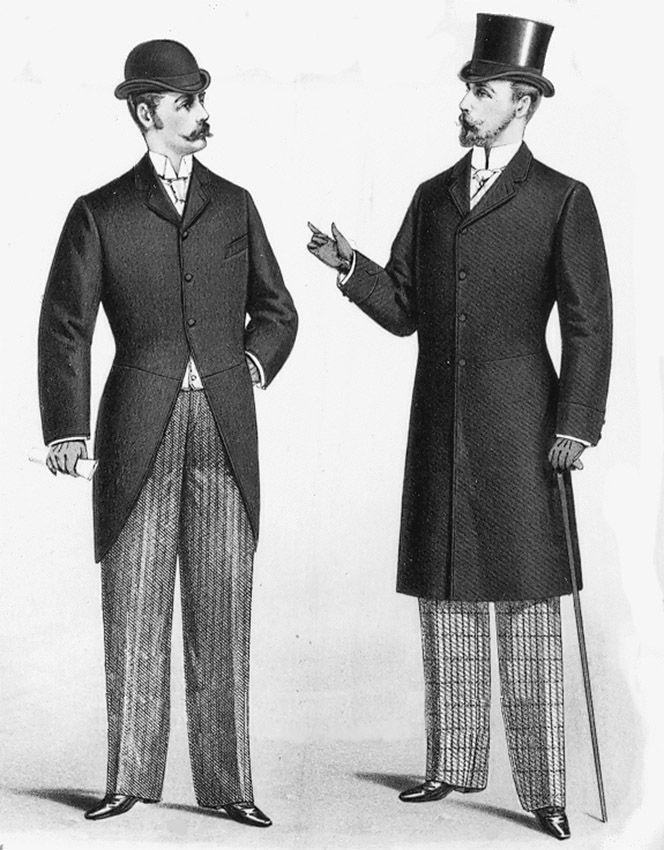 Dandismo (mediados s. XIX). El hombre pasa a ser más elegante, Se desprende de todo lo excesivo en el vestir y en el aseo personal. La elegancia es pasar desapercibido.