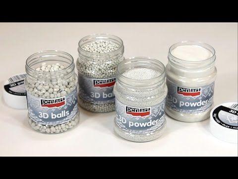 3D powders - 3D powders and balls - Pentacolor