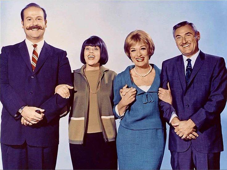 Roger C. Carmel, Kaye Ballard, Eve Arden & Herbert Rudley ...