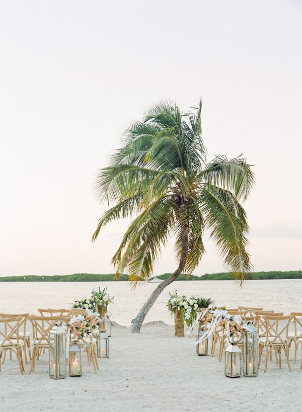 Islamorada Wedding by Natalie Watson Beach Wedding