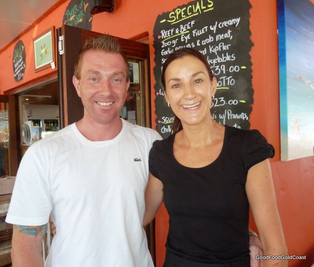 Ross Murdoch, owner/chef of Creek Restaurant, Currumbin, talks about the influences on his fabulous food.