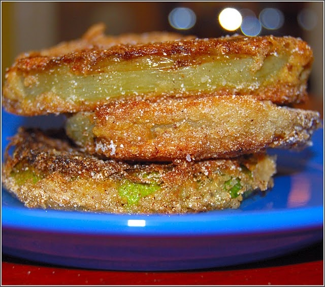 never tasted these but love the movie Fried Green Tomatoes