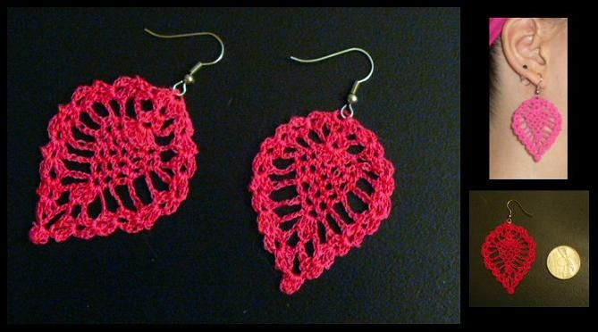 Beautiful Crochet Earring Designs and Ideas - Life Chilli
